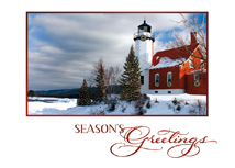Harbor Greetings Holiday Cards